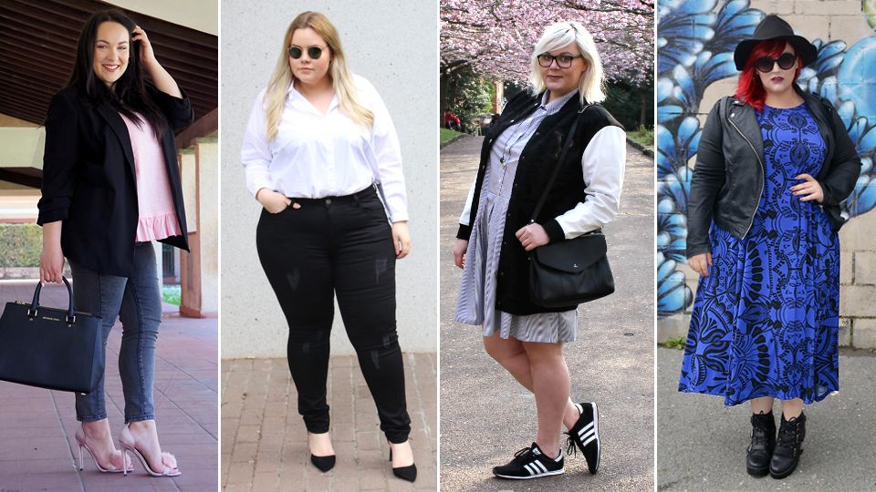 Plus Size Bloggers Yoek