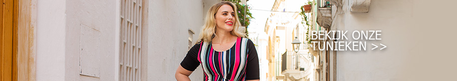 Yoek inspiration - plus size tunieken