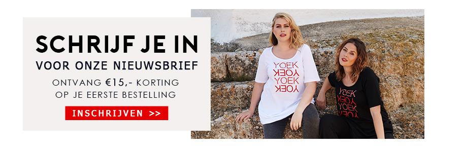 Yoek - plus size clothing